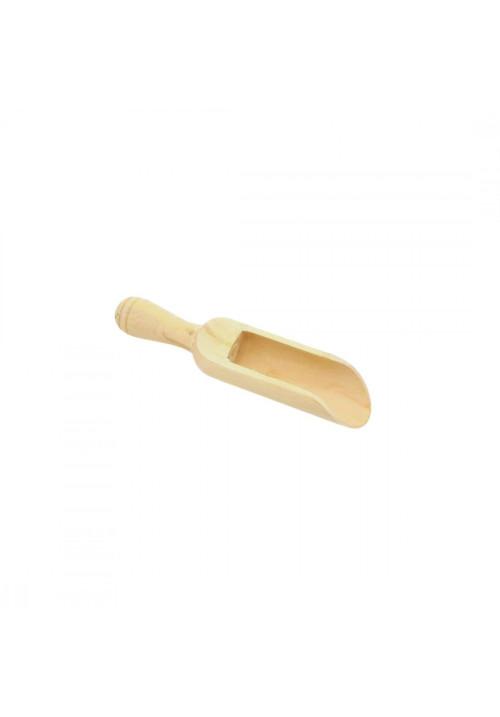 Cuchara madera especias 17cm