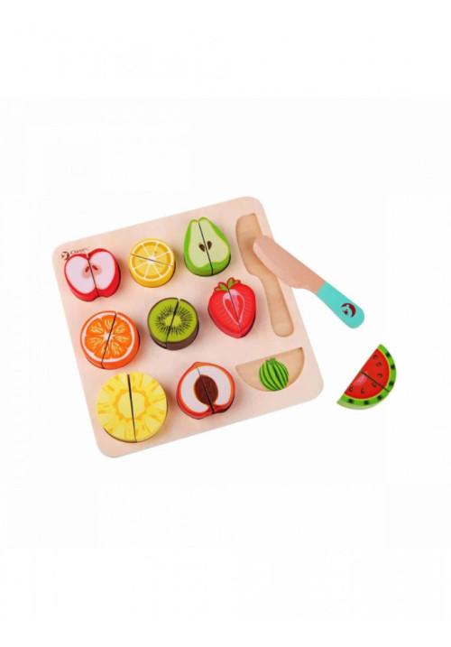 Encajable cortar frutas