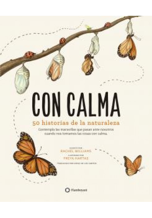 Con calma-5o historias de la naturaleza